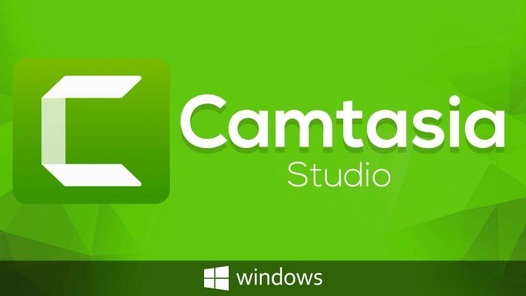 Camtasia 2020 – Phần mềm quay màn hình và chỉnh sửa video nổi tiếng