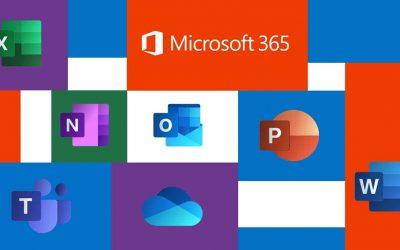 Microsoft 365 toàn tập