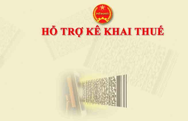 HTKK – Phần mềm hỗ trợ kê khai thuế