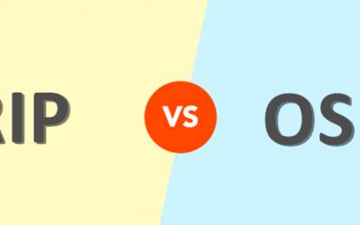 Sự khác biệt giữa OSPF và RIP