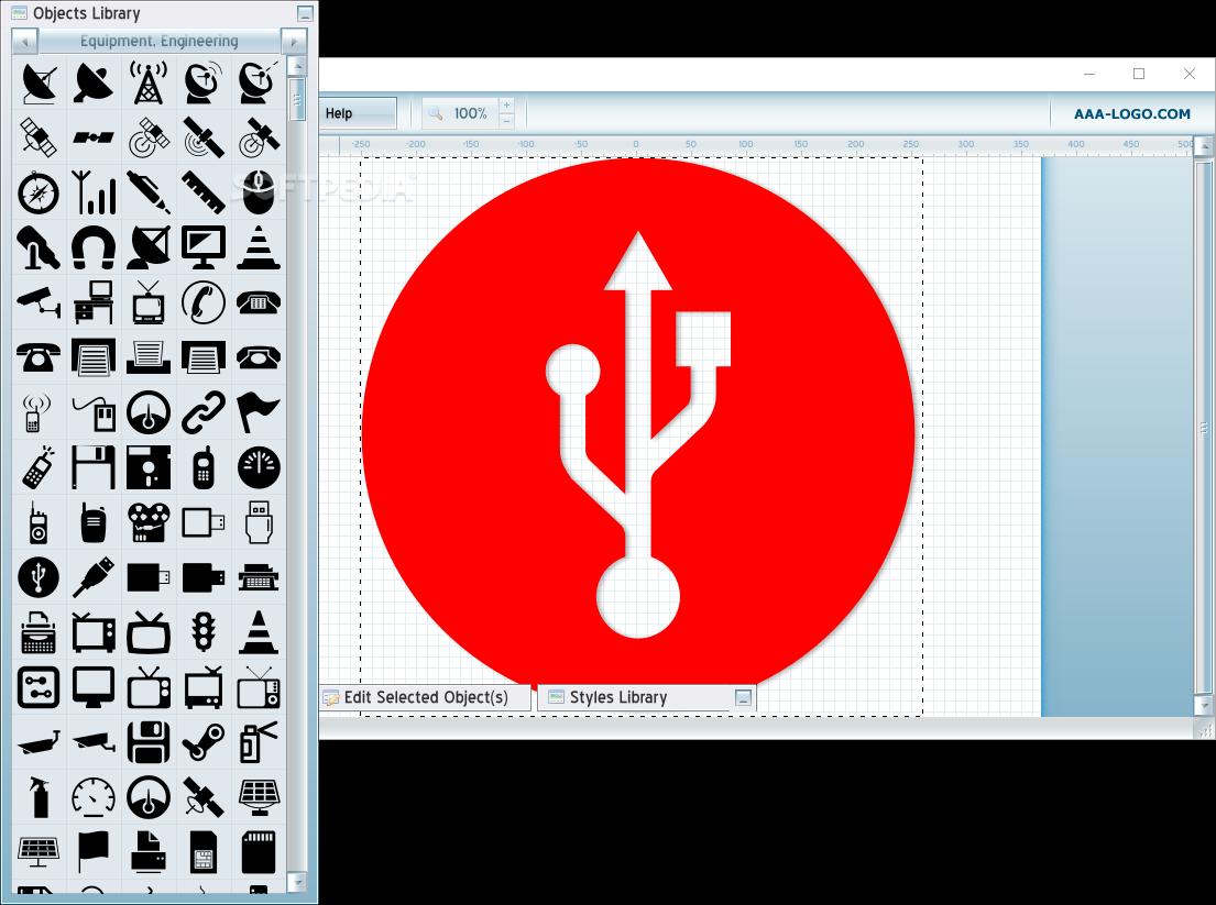 AAA Logo – Công cụ thiết kế logo chuyên nghiệp