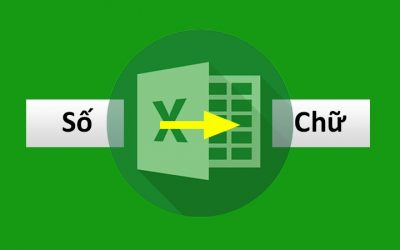 Cách đổi số thành chữ trong Excel