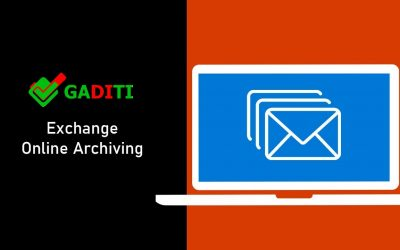 Tại sao cần mua Exchange Online Archiving