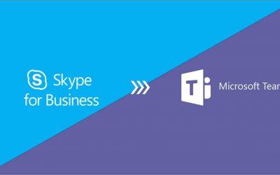 Nâng cấp từ Skype for Business lên Microsoft Teams